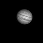 Jupiter le 15/01/2012 à 17:58 TU (Bois-Colombes)