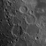 Ptolémée, Alphonse, Arzachel et Albategnius, le 10/07/2012 00:50 TU (Calern)