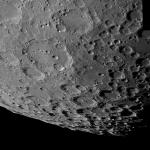 La région de Clavius (mosaïque de 2 images), le 08/08/2012 03:58 TU (Bois-Colombes)
