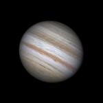Jupiter le 19/11/2011 22:27 TU (Bois-Colombes)