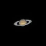 Saturne le 24/04/2013 à 23:32 TU (Bois-Colombes)