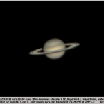 Saturne le 12/05/2011 (Bois-Colombes)