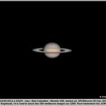 Saturne, le 23/05/2011 (Bois-Colombes)