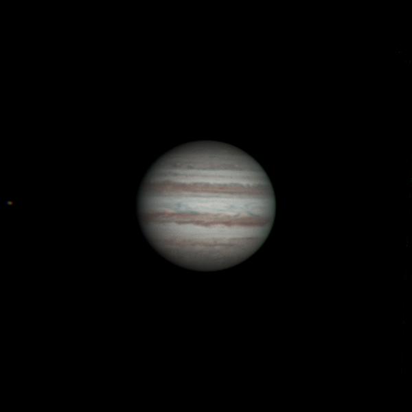 Jupiter le 16/03/2015 à 22:45 TU