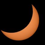 Eclipse partielle de Soleil le 20/03/2015 à 10:20 HL