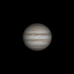 Jupiter le 25/03/2015 à 21:18 TU