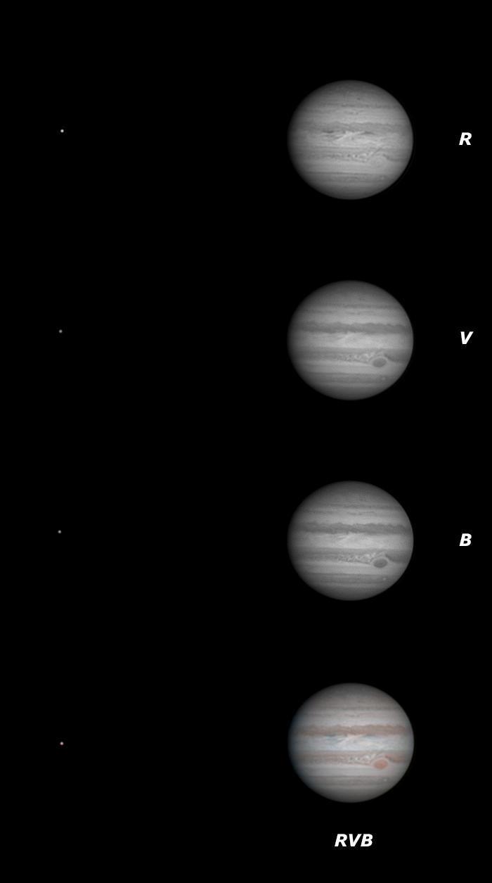 Jupiter le 23/04/2015 à 19:33 TU (Bois-Colombes)