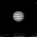 Jupiter le 29/12/2014 à 04:35 TU