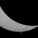 Eclipse partielle de Soleil le 20/03/2015 à 10:30 HL