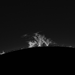 Protubérance solaire en H-alpha le 22/04/2015 à 13:29 TU (Bois-Colombes)